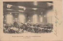 79 St-MAIXENT  Ecole Militaire  - Salle Des Consommations - Saint Maixent L'Ecole