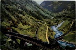 Gotthardbahn - TI Tessin