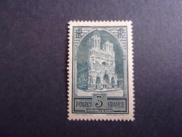 FRANCE YVERT 259 NEUF* 160 EURO - France