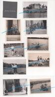 WW2 Allemands Wehrmacht Au Chateau De Vallières à MORTEFONTAINE Oise P. Plailly Senlis Creil !!! - 1939-45