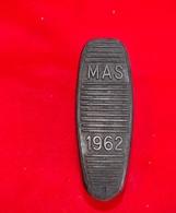 PROTEGE CROSSE POUR LE FUSIL MAS 36 GUERRE D'ALGERIE DATANT DE 1962 - Armes Neutralisées