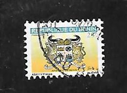 TIMBRE OBLITERE DU BENIN DE 2008 N° MICHEL 1454 - Bénin – Dahomey (1960-...)