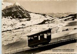 Drahtseilbahn Unterwasser Iltios Wildhaus - SG St. Gallen