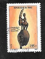 TIMBRE OBLITERE DU MALI DE 2001 N° MICHEL 2599 - Mali (1959-...)