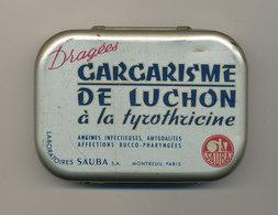 GARGARISME DE LUCHON - Boîtes