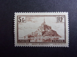 FRANCE YVERT 260 TYPE I NEUF* 27,50 EURO - France