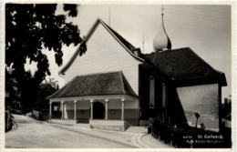 St. Gallen - Kath. Kirche Heiligkreuz - SG St. Gall