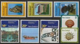 Neuseeland 1979 - MiNr. 779-886 - Postfrisch - Neufs