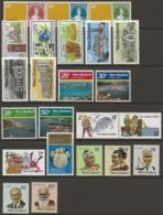 Neuseeland 1980 - MiNr. 790-807 Und 810-814 - Postfrisch - Neufs