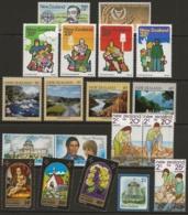 Neuseeland 1981 - MiNr. 816-834 - Postfrisch - Neufs