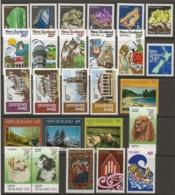 Neuseeland 1982 - MiNr. 835-860 - Postfrisch - Neufs