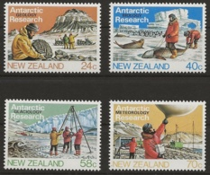 Neuseeland 1984 - MiNr. 889-892 - Postfrisch - Neufs