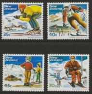 Neuseeland 1984 - MiNr. 897-900 - Postfrisch - Neufs