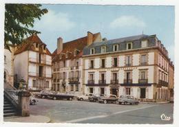 03 - Bourbon-l'Archambault      Hôtels Montespan Et Talleyrand - Bourbon L'Archambault