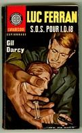 """Espionnage - Gil Darcy - """"Luc Ferran : S.O.S. Pour I.D.18 - 1966 - Arabesque"""