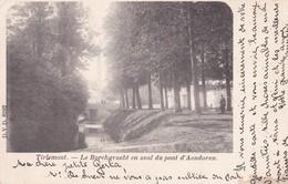 Tirlemont  Le Borchgracht En Aval Du Pont D Aendoren DVD 8282 - Tienen