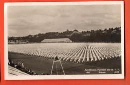 EBH-06 Jubiläums-Turnfest Des E.T.V. Aarau 1932. Nicht Gelaufen - AG Argovie