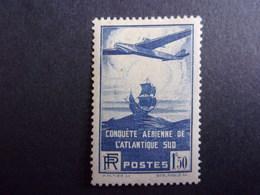 FRANCE YVERT 320 NEUF* 20 EURO - France