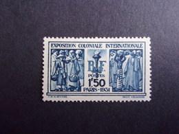 FRANCE YVERT 274  NEUF* 50 EURO - France