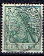 GERMANY # FROM 1905-11 STAMPWORLD 83 - Deutschland