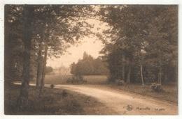 MARNEFFE - Le Parc - 1907 - Burdinne
