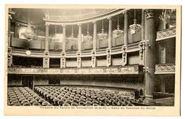 CPA 78 VERSAILLES Salle De Séance Du Senat ( Précurseur) - Versailles (Château)