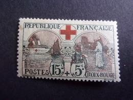 FRANCE YVERT 156 NEUF* 140 EURO - France