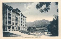 CPA 38 Isère Dauphiné VILLARD DE LANS SPLENDID HOTEL - Villard-de-Lans