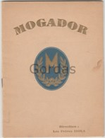 France - Mogador - Program - Advertise - 20 Pages - 135x180mm - Programmi