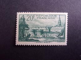 FRANCE YVERT 394 NEUF* 45 EURO - France