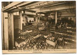 CPA - Carte Postale - Belgique - SA Des Moulins à Vapeur Et Brasserie De Marchienne Au Pont (SV6668) - Charleroi