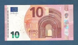 EURO - OLANDA - 2014 - BANCONOTA DA 10 EURO SERIE PA (P005I1) DRAGHI - NON CIRCOLATA (FDS-UNC) - IN OTTIME CONDIZIONI. - EURO