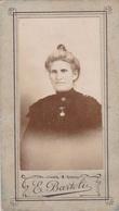 Photo Ancienne Photographe Elisée Bartoli Lyon Format 5x8,7 - Anciennes (Av. 1900)