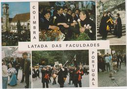 Portugal : COIMBRA   Latada  Das   Faculdades - Unclassified