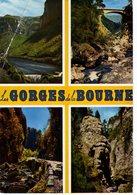 Les Gorges De La Bourne Vercors Expédiée De Pont En Royans - Ohne Zuordnung