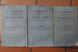 LOUIS BAIL LA THEOLOGIE AFFECTIVE OU SAINT THOMAS EN MEDITATION 1852 - Bücher, Zeitschriften, Comics