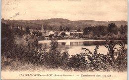 47 - CASTELMORON Sur LOT -- Dans Son Nid - Castelmoron