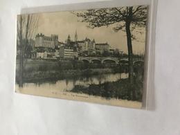 64  Pau 1910   Riviere Ville Chateau - Pau