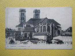 VERDUN. La Cathédrale. - Verdun