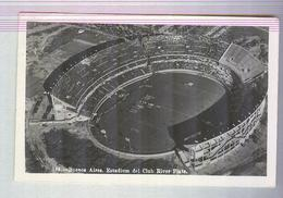 BUENOS AIRES NEL 1948...RIVER PLATE...CALCIO...FOOTBALL...STADIO..STADE..STADIUM....ESTADE..CAMPO SPORTIVO - Fussball