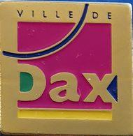 HH  559......ECUSSON..............DAX....département Des Landes. - Städte