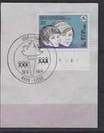 België   O.B.C.  Plaatnummer  2   1717  Liège - Plattennummern