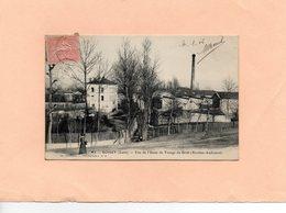 Carte Postale -  ROISEY - D42 - Vue De L'Usine De Tissage Du Bridt (Revolon Audouard) - Frankreich