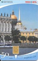Russia: Saint Petersburg - Admirality, St. Isaac's Cathedral - Russland