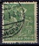 GERMANY # FROM 1922 STAMPWORLD 185 - Deutschland