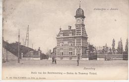Antwerpen Zurenborg - Statie Van Den Buurtspoorweg - Uitg. Lumen, Antwerpen N. 260 - Gares - Sans Trains