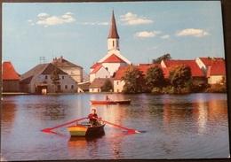 Ak Deutschland -  Schönsee - Pfarrkirche - Germania