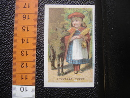 CHROMO DECOUPI DIONNE Biscuits Chaperon Rouge Cromoterapia 染色体 クロモ хромо الصبغي - Confiserie & Biscuits
