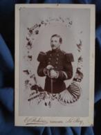 Photo Cabinet E. Pichois Le Puy - Militaire Sergent Musicien (Peyrot, Valence)  Du 86e D'infanterie L409 - Anciennes (Av. 1900)