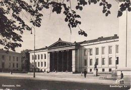 Norway,  Oslo 1948, Universitet, Used - Norvège